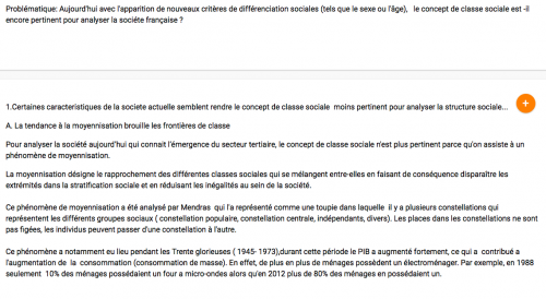 Rédaction de la dissertation {PNG}